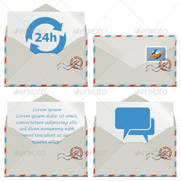 GraphicRiver Contact Icons 7874732