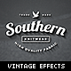 Vintage Effects - GraphicRiver Item for Sale