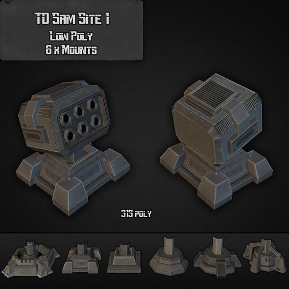 3DOcean TD Sam Site 01 7876020