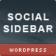 Social Sidebar for WordPress - CodeCanyon Item for Sale