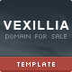 Vexillia - Domain for Sale - ThemeForest Item for Sale
