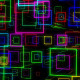 VJ Colorful Rectangles Flow - VideoHive Item for Sale