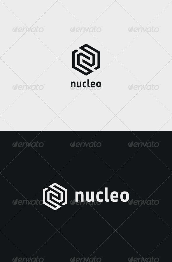 GraphicRiver Nucleo Logo 7878035