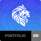 Lion - Ultimate Portfolio Theme - ThemeForest Item for Sale