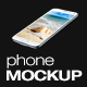 Realistic Smartphone Mockup - GraphicRiver Item for Sale