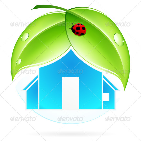 GraphicRiver House Icon 7880838