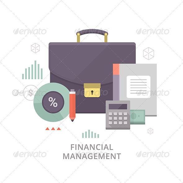 GraphicRiver Financial Management 7881633