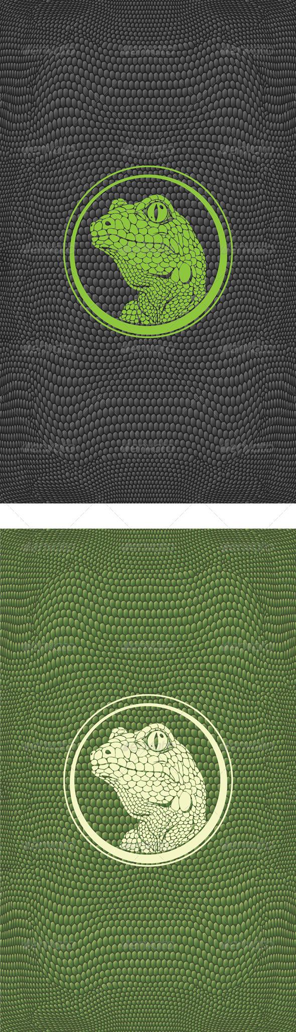 GraphicRiver Reptile Skin 7882613
