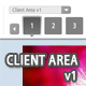 Client Area v1 - ActiveDen Item for Sale