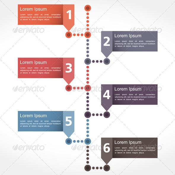 GraphicRiver Timeline Design 7883018