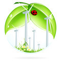 Wind Power Plant Icon - PhotoDune Item for Sale