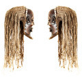 Antique african tribal mask - PhotoDune Item for Sale