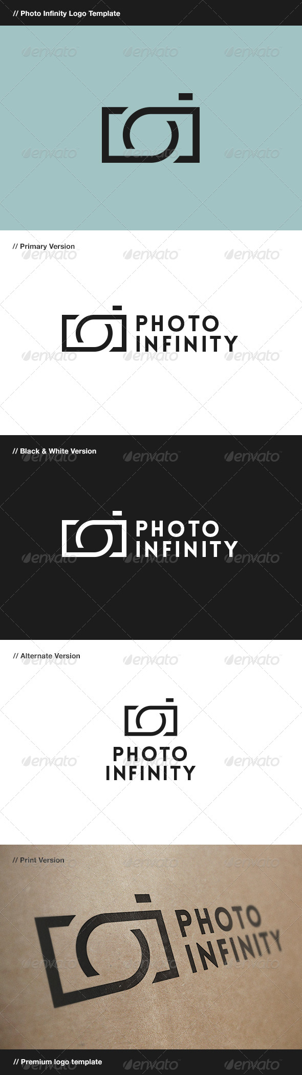 GraphicRiver Photo Infinity 7885377