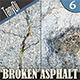 Broken Asphalt - GraphicRiver Item for Sale