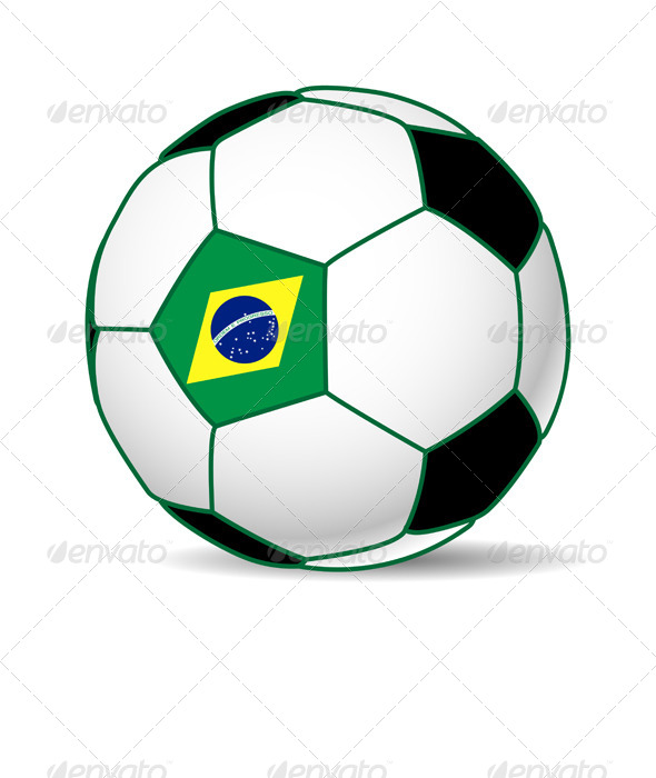 GraphicRiver Soccer Ball 7886722