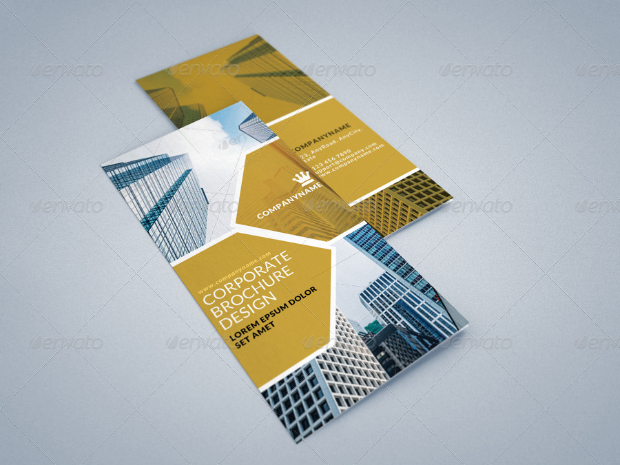 state brochure template - ralstar real state tri fold brochure template by