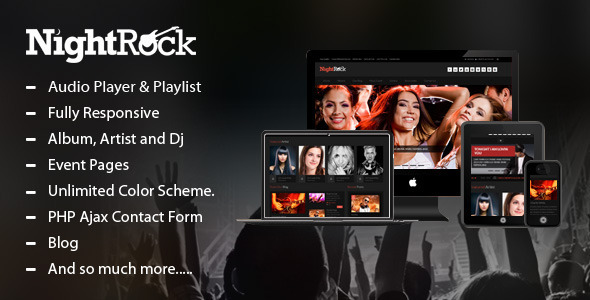 Night Rock - Nightlife Entertainment