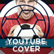 Youtube Soccer Banner - GraphicRiver Item for Sale