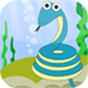 SeaSnake Jump - HTML5 Game