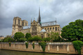 Cathedral of Notre Dame de Paris - PhotoDune Item for Sale
