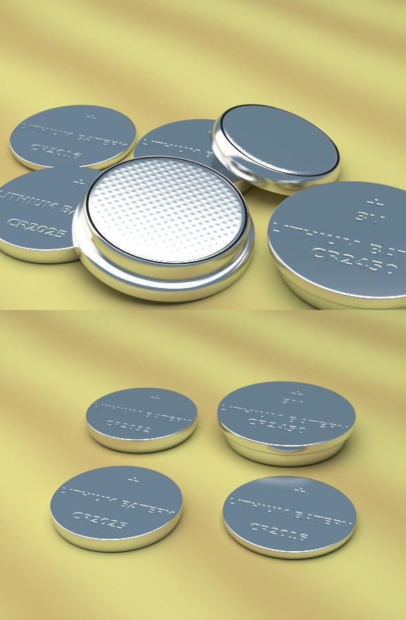 3DOcean Lithium Cells 7888550