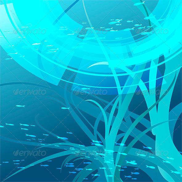 GraphicRiver Underwater 7888704