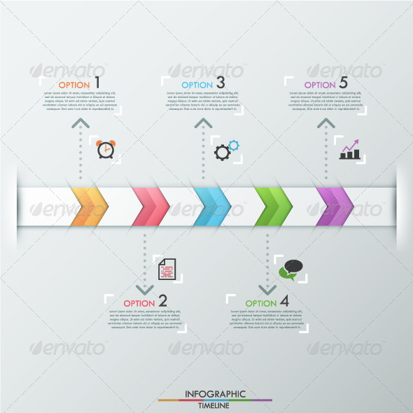 GraphicRiver Modern Infographic Timeline 7888792