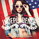 July 4th Independence Day Flyer - GraphicRiver Item for Sale