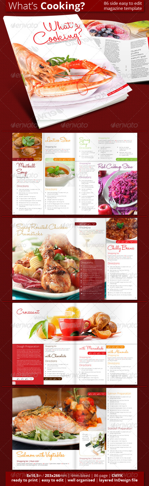 GraphicRiver What s Cooking 7876518