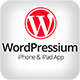 WordPressium - iPhone & iPad App - CodeCanyon Item for Sale