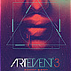 Art Event 3 Poster/Flyer - GraphicRiver Item for Sale