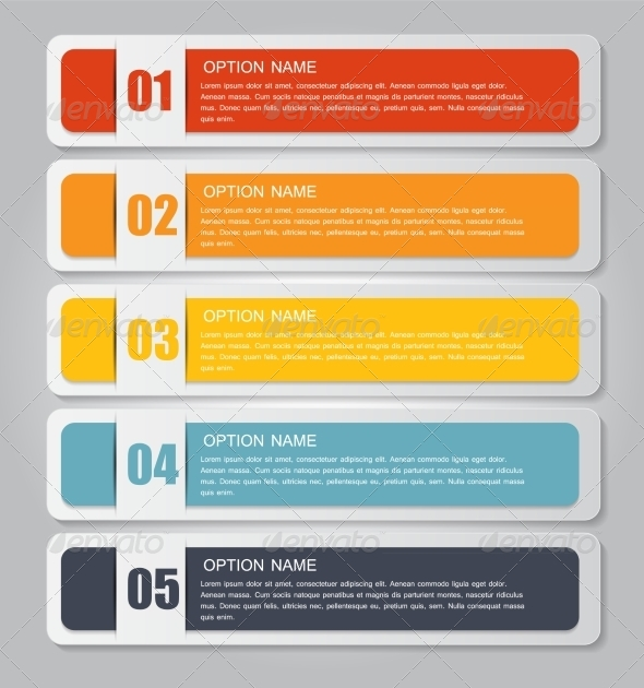 GraphicRiver Infographic Templates for Business 7890513