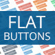 FLAT Buttons - GraphicRiver Item for Sale