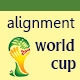 World Cup Alignment - Aplication Viral
