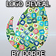 Falling Social Icons - Logo reveal - VideoHive Item for Sale