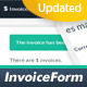 InvoiceForm - Invoicing made easy - CodeCanyon Item for Sale