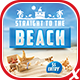Straight to the Beach Flyer - GraphicRiver Item for Sale