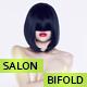 Spa & Salon Bi-fold Brochure Template - GraphicRiver Item for Sale