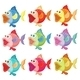 Colorful Fishes - GraphicRiver Item for Sale
