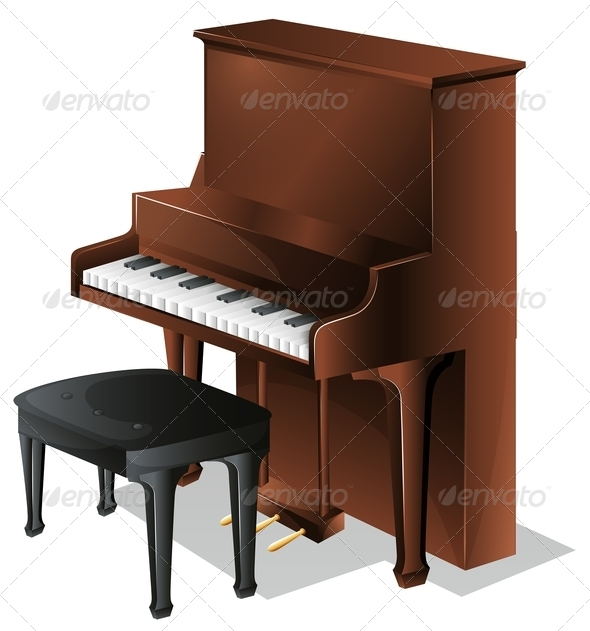 GraphicRiver Piano 7893071