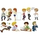 Activities of Business People  - GraphicRiver Item for Sale