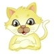 Yellow Cat - GraphicRiver Item for Sale