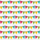 Seamless Birthday Pattern  - GraphicRiver Item for Sale