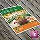 Supermarket / Product Brochure - GraphicRiver Item for Sale