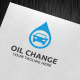 Oil Change Logo Template - GraphicRiver Item for Sale