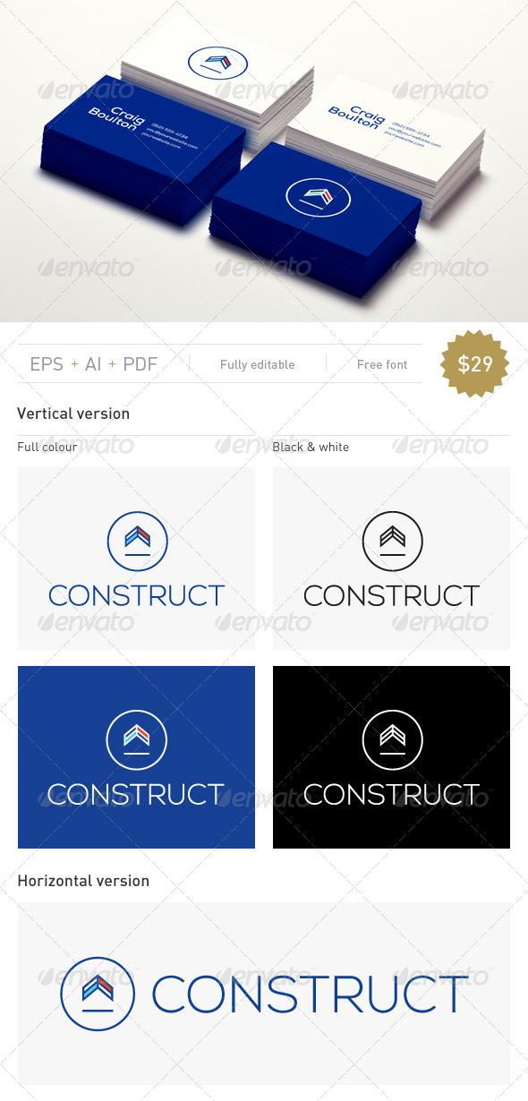 GraphicRiver Construct Logo 7894912