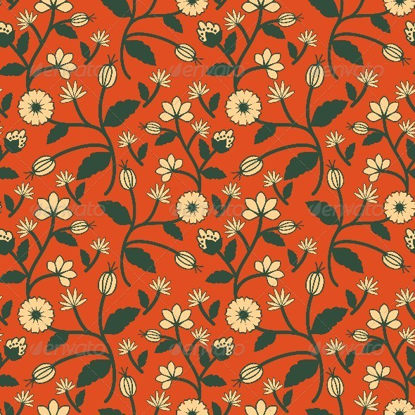 GraphicRiver Seamless Pattern 7895962