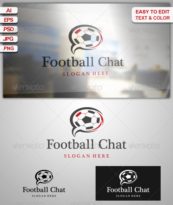 GraphicRiver Football Chat 7896227