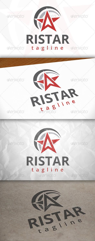 GraphicRiver Rising Star Logo 7897535
