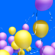 Festival Balloons - VideoHive Item for Sale